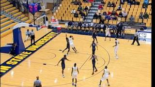 Chas Brown Coppin State Highlights 2016-2017