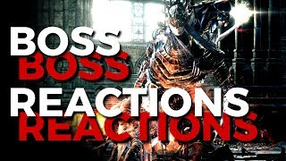 Boss Reactions | Dark Souls 3 | Lothric, Younger Prince & Lorian, Elder Prince