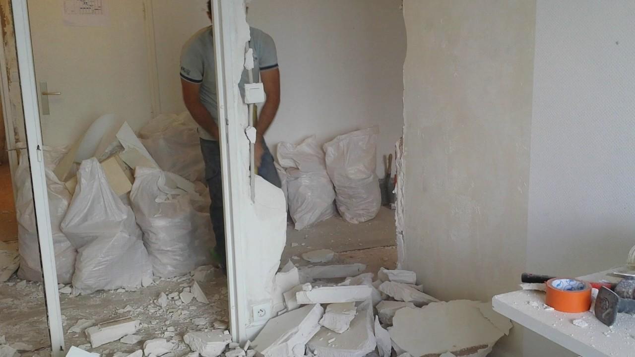 prix pour casser un mur latest free elegant prix travaux ouverture mur porteur lyon des. Black Bedroom Furniture Sets. Home Design Ideas