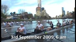 2009 MUBC 150th Christening and Row Past