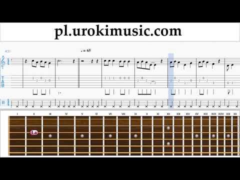 Nauka Gry Na Gitarze Jingle Bell Rock Nuty Poradnik Część 2 Um-i463