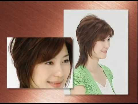 Corte de pelo con navaja Feather- 05 cabello largo mujer-Fejic España (Castellano)