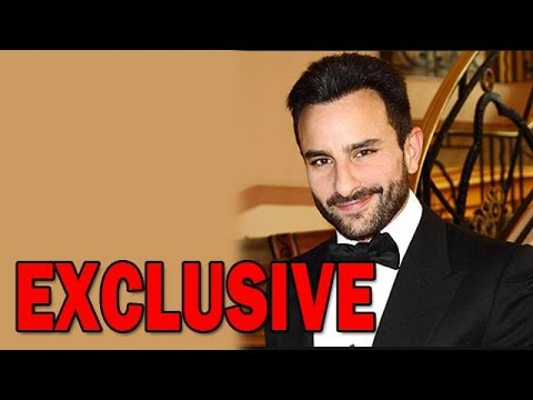 Saif Ali Khan's CANDID chat with zoOm! - EXCLUSIVE