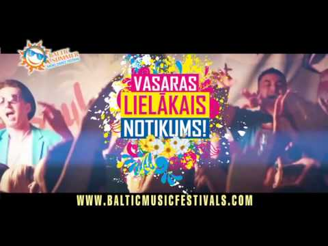 Baltic Summer  Radio Dance Festivals