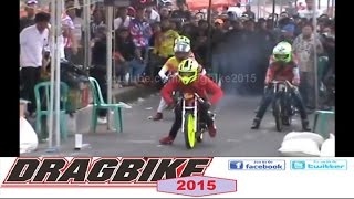 [Drag Bike 2015 -- Agung Unyil Ninja FFA 2015 | HD VIDEO] Video