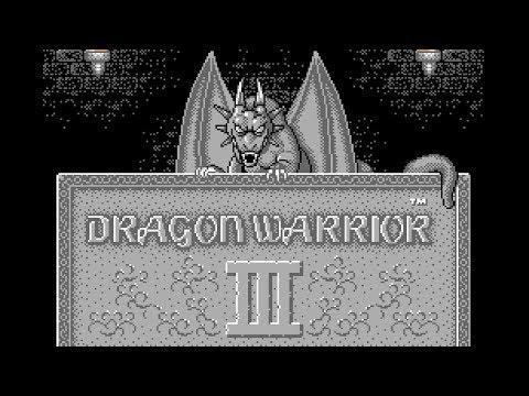 Dragon Warrior III - NES Gameplay