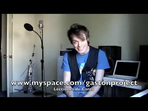 Gaston  - Como cantar notas altas (tips y tecnicas) Pt 4