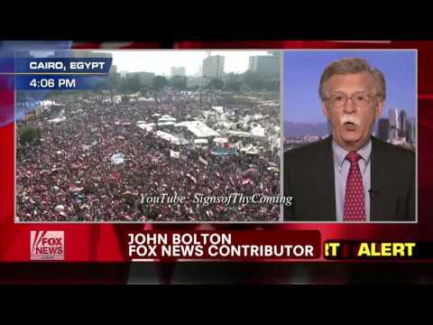 Egypt : The Muslim Brotherhood puts a burden on Egypt as Violent Protest Erupt (Jun 30, 2013)
