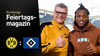 BVB Matchday Magazine w/ Michy Batshuayi | BVB - Hamburger SV