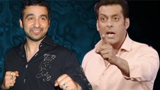 Raj Kundra takes a DIG at Salman Khan
