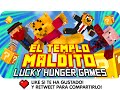 EL TEMPLO MALDITO! D:! | Minecraft Lucky Blocks con Exo, Macundra, Sarinha y Luh