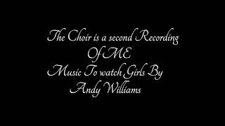 Music To Watch Girls By Bob Crewe Andy Williams Yamaha Genos Roland G70 By Rico