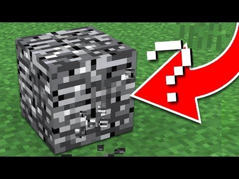 A block HARDER than BEDROCK..?