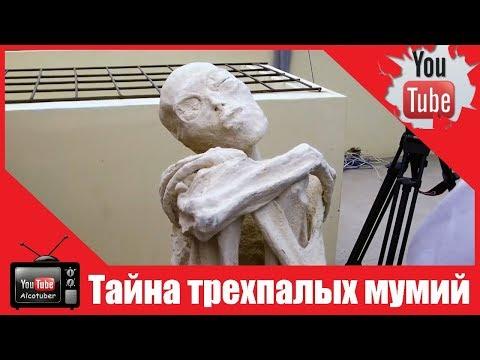 Ученые разгадывают тайну трехпалых мумий из Перу