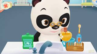 Baby Panda Bath Time - Fun Bathing For Little Animals - Gameplay Android /Ios