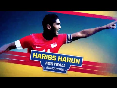 Sports Icons of Asia - Hariss Harun