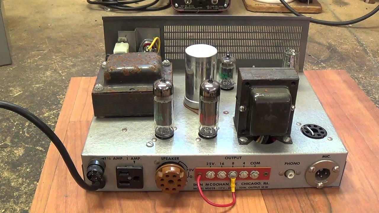Garage Sale Bargains In Vintage Electronic Gear Youtube