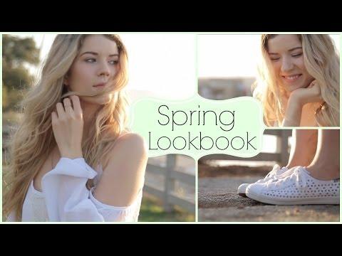 Spring Lookbook: My Brave Story