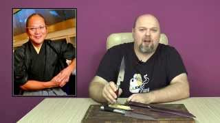 SmakProstoty - Japońskie noże Miyabi - charakterystyka marki, część 1