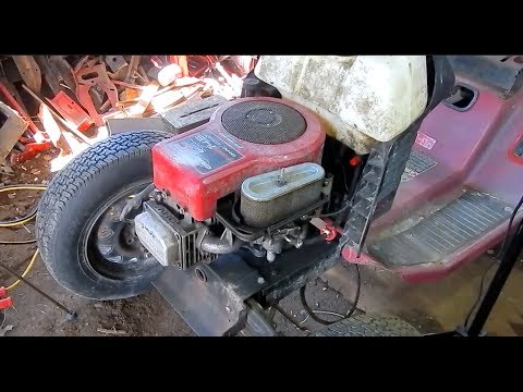 Briggs & Stratton Governor Adjustment