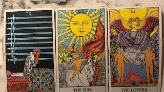 "VIRGO SOULMATE ""WOW ! INTENSE BUT SO GOOD!"" MARCH 19-26 TAROT READING"