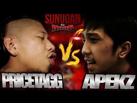 SUNUGAN - Apekz vs PriceTagg (Full Battle)