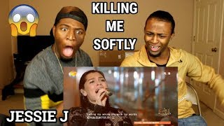 "Download Lagu Jessie J《Killing me softly with his song》 ""Singer 2018"" Episode 3 (REACTION) Gratis STAFABAND"