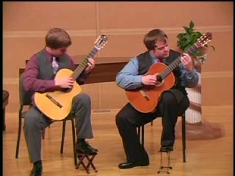 Пьяццолла Астор - Tango Suite 01 Deciso Duet