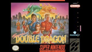 Is Super Double Dragon Worth Playing Today? - SNESdrunk