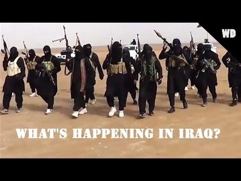 Iraq Conflict In Full