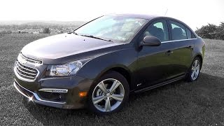 2016 Chevrolet Cruze Limited: Review