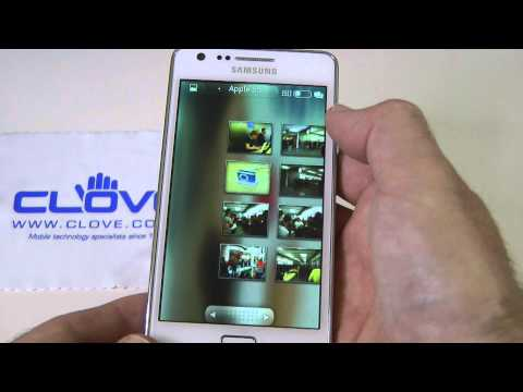 Samsung Galaxy S II White Unboxing & Product Tour
