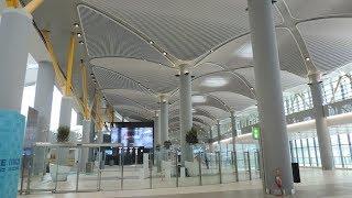 Turkish Airlines Inaugural Flight, Istanbul New Airport-Izmir