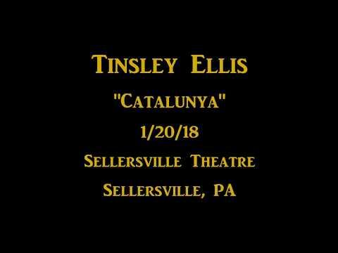 Tinsley Ellis - Catalunya - 1/20/18 Sellersville Theatre - Sellersville, PA