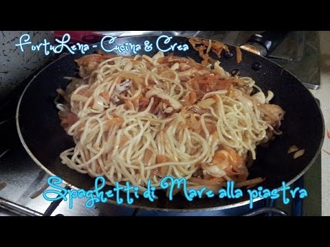 Ricette cucina cinese spaghetti