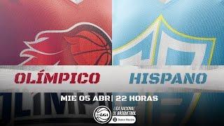 Сиклиста Олимпико : Хиспано Американо