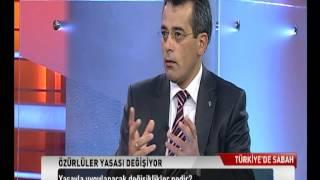 TRT TÜRK Türkiye'de Sabah, Aile ve Sos.Politikalar Bak.Müst.Yard. Gazi Alataş - 1