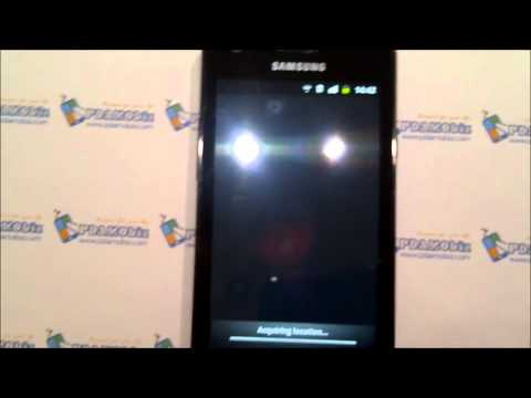Samsung Galaxy R Hands On By Xenon_art