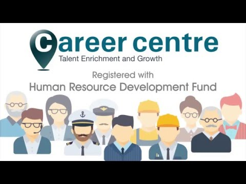 What Do We Do? - Job placement, training and consultancy