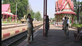 Video essay Hua hinNo.11.Hua hin Railway station ホアヒン world travel video