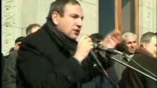 Ն. Փաշինյան. Ելույթ. Ազատության հրապարակ. 21.02.2008