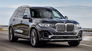 All-New BMW X7 Review //  That Grille!!