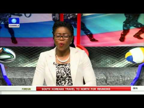 Sport This Morning: Nigeria Vs Croatia 21/10/15   Pt 2