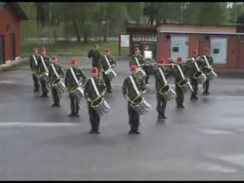 Swedish army drum corps! Astonishing!!! Music Videos