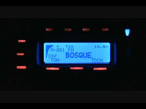 Watergate: 2m QSO Bosque County Texas