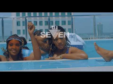 Dj Seven Ft Young Lunya & Salmin Swaggz - Tunawaka (Official Music Video)