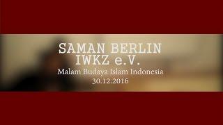Tari Saman Berlin, MBII 2016