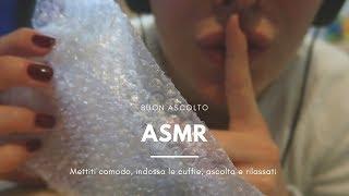 Ascolta e Rilassati - Bubble wrap and Sticker - ASMR