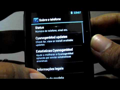 CyanogenMOD 9.0 [ICS 4.0.4] para Galaxy Pocket