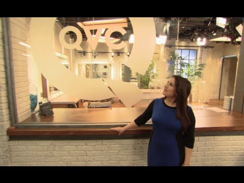 Emily Goes Behind the Scenes at QVC!